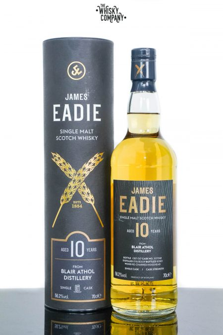 Blair Athol 2009 Aged 10 Years Single Malt Scotch Whisky - James Eadie (700ml)