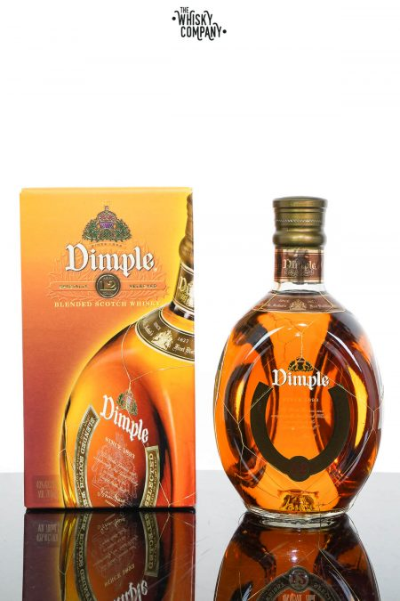 Dimple Aged 12 Years Blended Scotch Whisky (700ml)