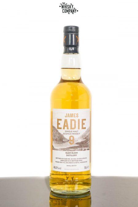 Glen Elgin 2010 Aged 9 Years Single Malt Scotch Whisky - James Eadie (700ml)