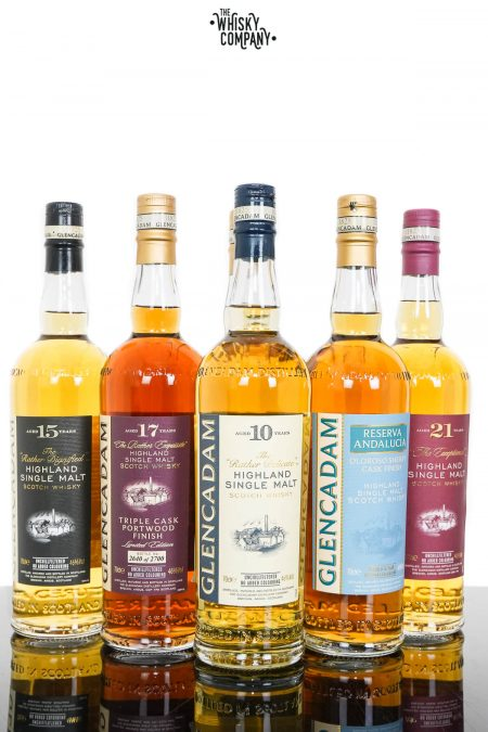 Glencadam Scotch Whisky Virtual Tasting Event