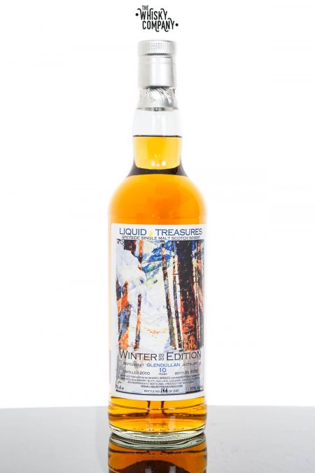 Glendullan 2010 Aged 10 Years Single Malt Scotch Whisky - Liquid Treasures (700ml)
