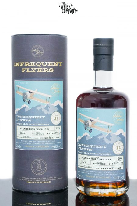 Glenrothes 2009 Aged 11 Years Single Malt Scotch Whisky - Infrequent Flyers #26 (700ml)