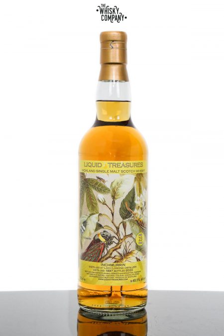 Inchmurrin 1997 Aged 23 Years Single Malt Scotch Whisky - Liquid Treasures (700ml)