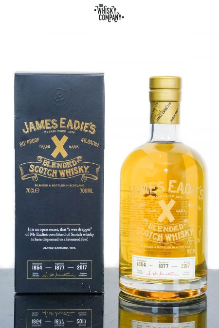 James Eadie's Trade Mark X Blended Scotch Whisky (700ml)