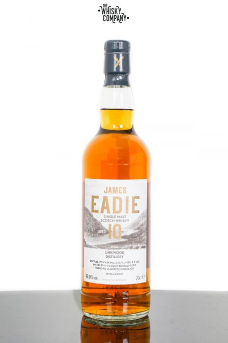 Linkwood 2009 Aged 10 Years Single Malt Scotch Whisky - James Eadie (700ml)