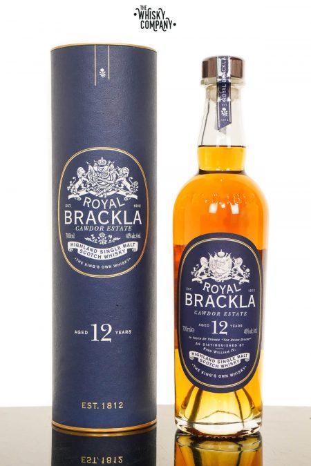 Royal Brackla 12 Years Old Single Malt Scotch Whisky (700ml)