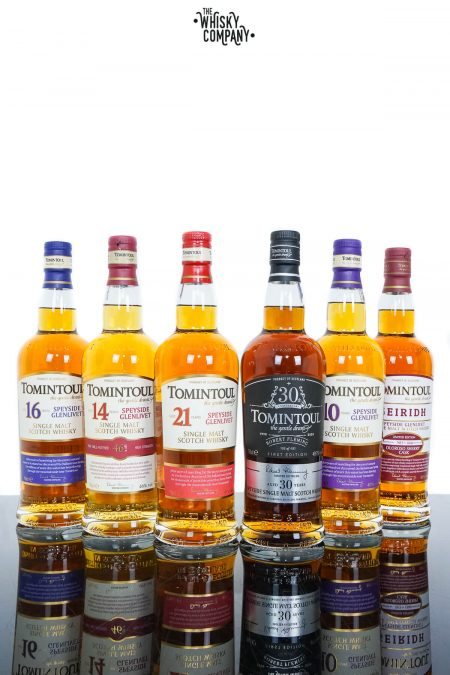 Tomintoul Scotch Whisky Virtual Tasting Event