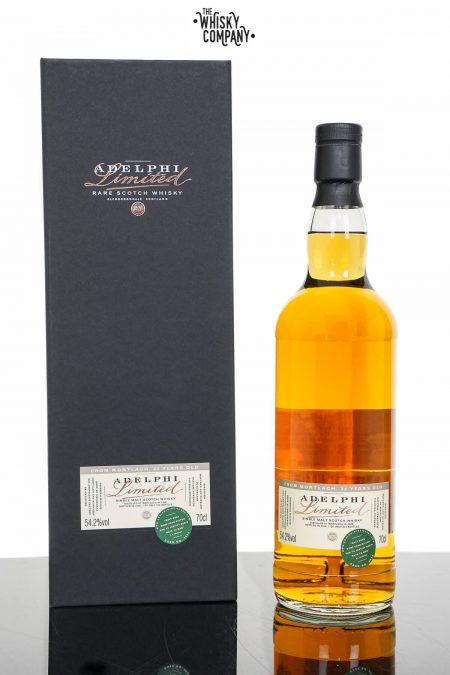 1986 Mortlach 34 Years Old Single Malt Scotch Whisky - Adelphi #2035 (700ml)