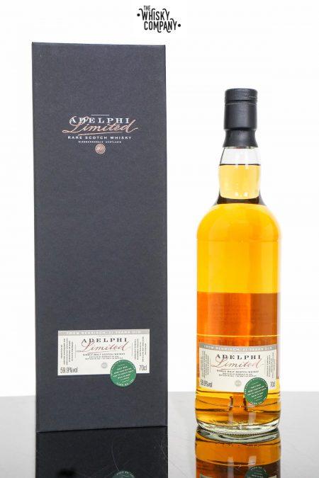 1999 BenRiach 21 Years Old Single Malt Scotch Whisky - Adelphi #799 (700ml)