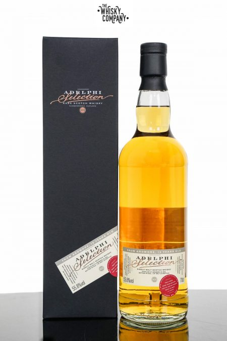 2002 Ardmore 18 Years Old Single Malt Scotch Whisky - Adelphi #285 (700ml)