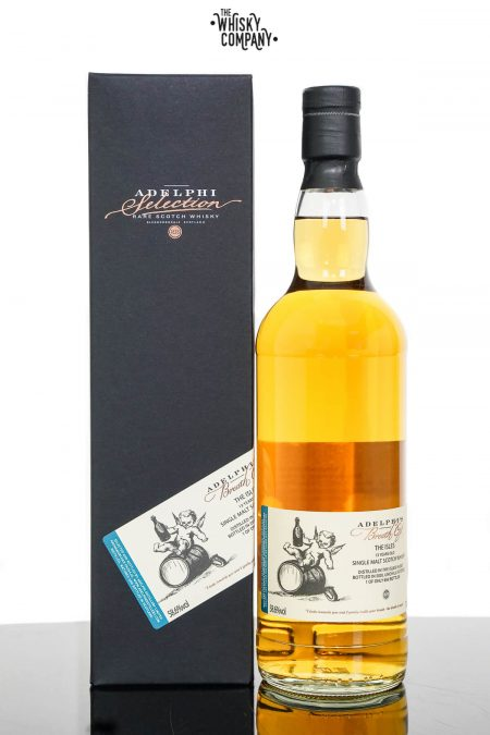 2007 Breath Of The Isles 13 Years Old Single Malt Scotch Whisky - Adelphi (700ml)