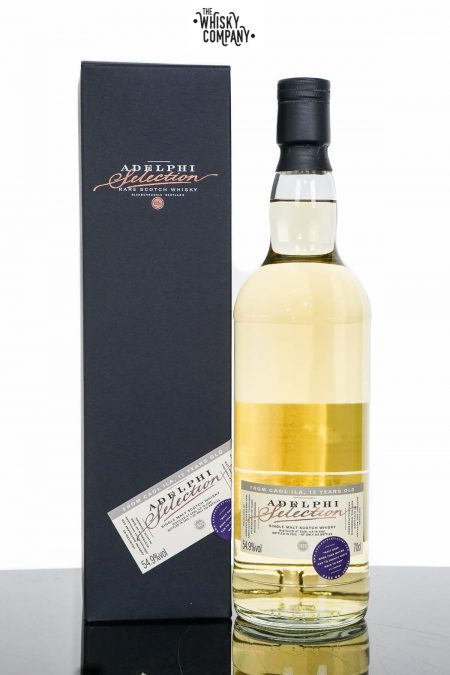 2008 Caol Ila 12 Years Old Single Malt Scotch Whisky - Adelphi #309444 (700ml)