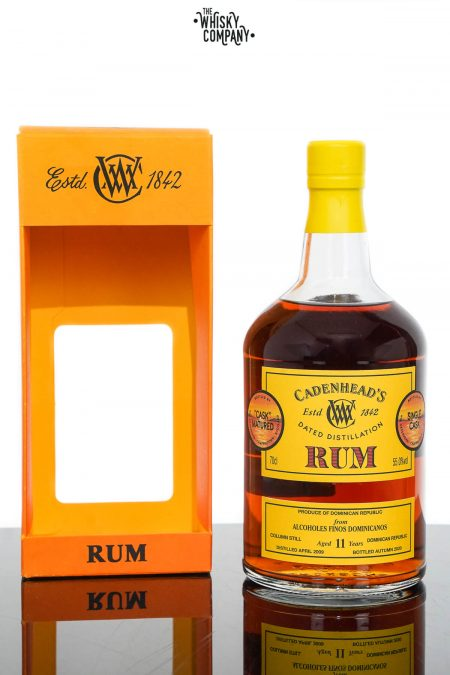 Alcoholes Finos Dominicanos 2009 Aged 11 Years Dominican Republic Rum - Cadenhead's (700ml)
