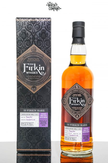 Tullibardine 2012 Aged 8 Years Single Malt Scotch Whisky - Firkin Whisky Co. (700ml)