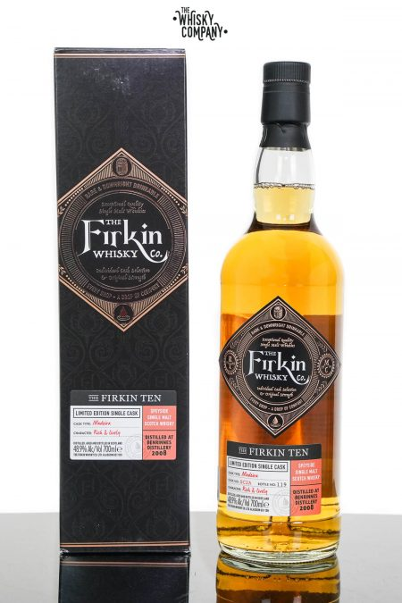 Benrinnes 2008 Aged 12 Years Single Malt Scotch Whisky - Firkin Whisky Co. (700ml)