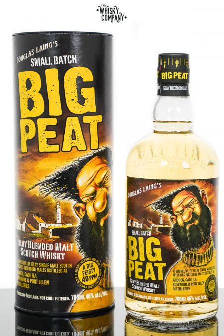 Big Peat Islay Blended Malt Scotch Whisky – Douglas Laing (700ml)