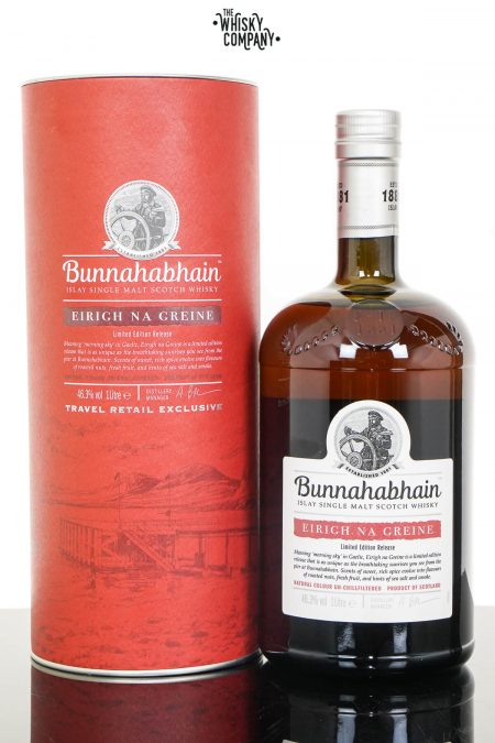 Bunnahabhain Eirigh Na Greine Islay Single Malt Scotch Whisky (1000ml)