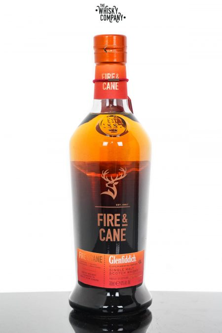 Glenfiddich Fire & Cane Speyside Single Malt Scotch Whisky - Experimental Series (700ml)