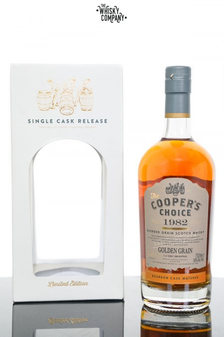 Golden Grain 1982 Aged 36 Years Single Grain Scotch Whisky - The Cooper's Choice (700ml)