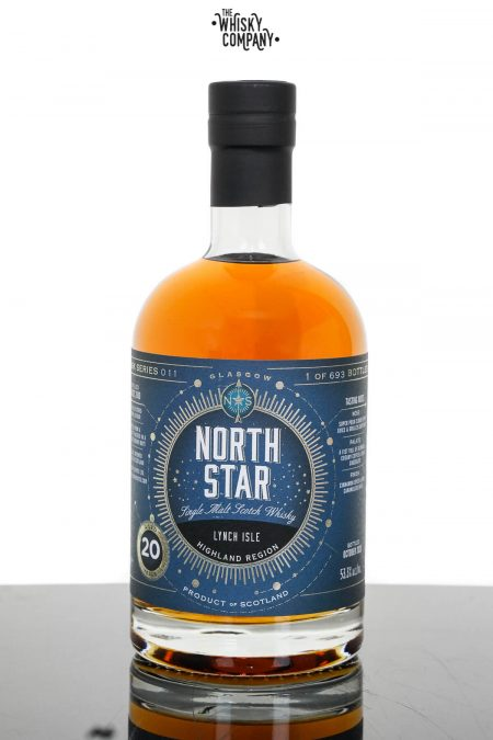 Lynch Isle 2000 Aged 20 Years Single Malt Scotch Whisky - North Star (700ml)
