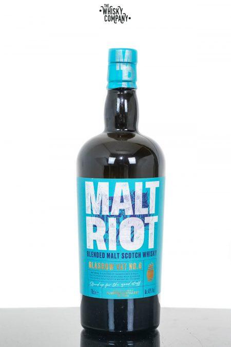 Glasgow Malt Riot Blended Scotch Whisky (700ml)