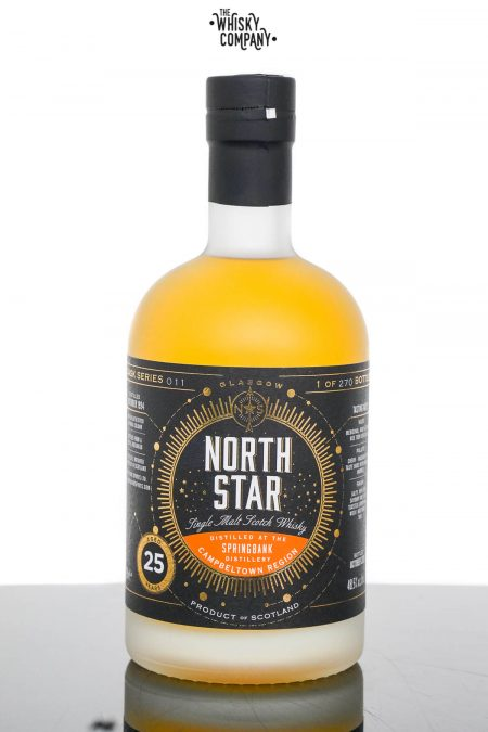 Springbank 1994 Aged 25 Years Campbeltown Single Malt Scotch Whisky - North Star (700ml)