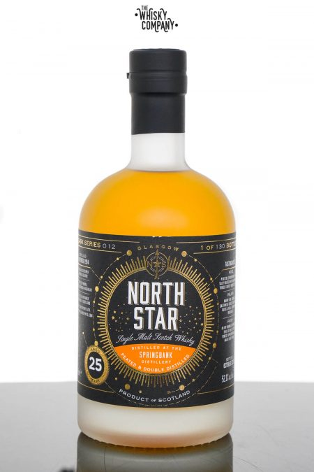 Springbank (Longrow) 1994 Aged 25 Years Campbeltown Peated Single Malt Scotch Whisky - North Star (700ml)