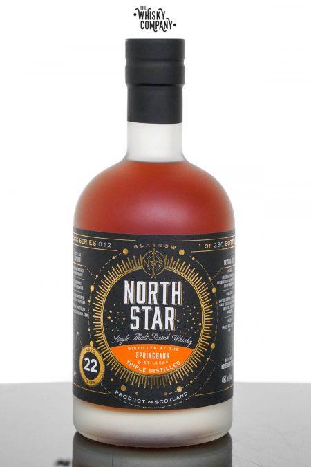 Springbank (Hazelburn) 1998 Aged 22 Years Campbeltown Single Malt Scotch Whisky - North Star (700ml)