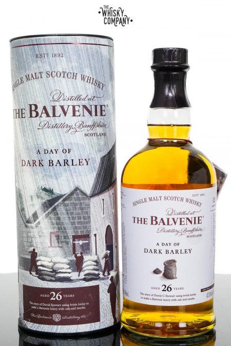 Balvenie Stories A Day of Dark Barley 26 Years Old Single Malt Scotch Whisky (700ml)