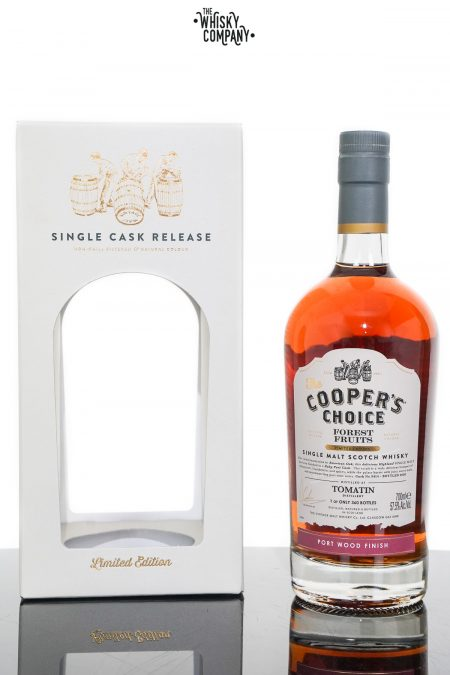 Tomatin Forest Fruits Single Malt Scotch Whisky - The Cooper's Choice (700ml)