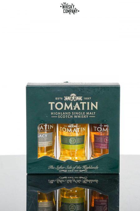 Tomatin Tasting Set 3 x 50ml Miniatures