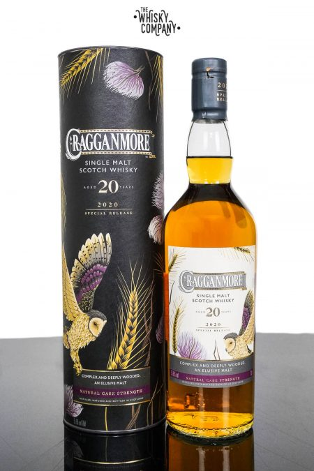 Cragganmore 1999 Aged 20 Years Single Malt Scotch Whisky - 2020 Special Release (700ml)