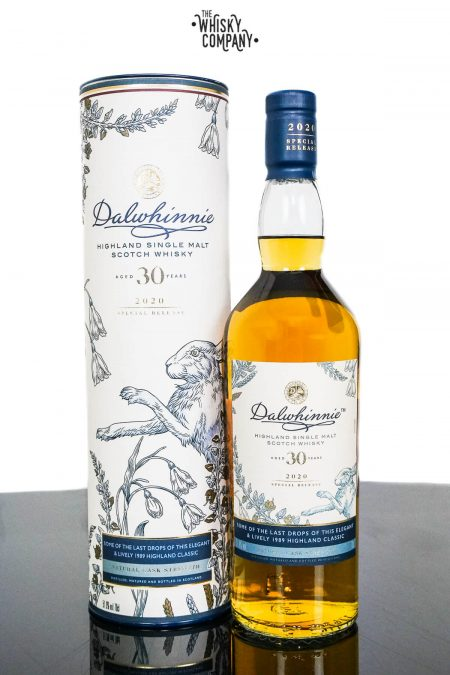 Dalwhinnie 1989 Aged 30 Years  Single Malt Scotch Whisky - 2020 Special Release (700ml)