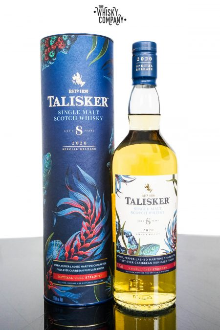 Talisker 2011 Aged 8 Years Single Malt Scotch Whisky - 2020 Special Release (700ml)