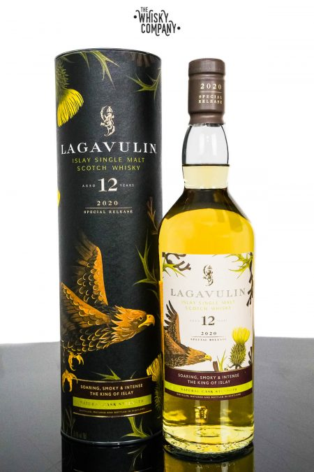 Lagavulin 2007 Aged 12 Years Single Malt Scotch Whisky - 2020 Special Release (700ml)