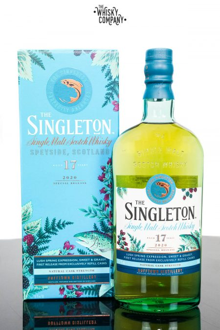 The Singleton Dufftown 2002 Aged 17 Years Speyside Single Malt Scotch Whisky - 2020 Special Release (700ml)
