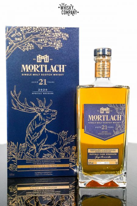 Mortlach 1999 Aged 21 Years Speyside Single Malt Scotch Whisky - 2020 Special Release (700ml)