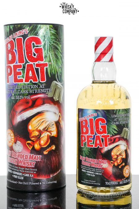 Big Peat Christmas Edition 2020 Blended Scotch Whisky - Douglas Laing (700ml)