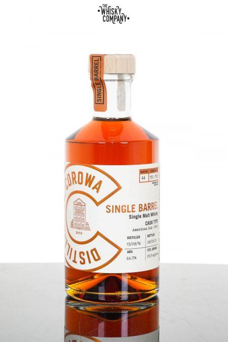 Corowa Single Barrel American Oak - Port Cask Matured Single Malt Whisky - Cask 44 (500ml)