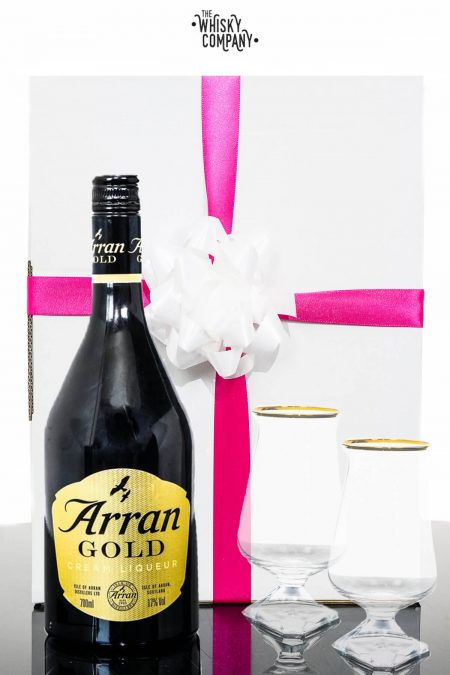 Mother's Day Arran Gold Gift Box