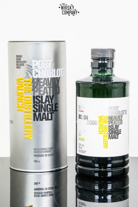 Bruichladdich Scotch Whisky Virtual Tasting Event