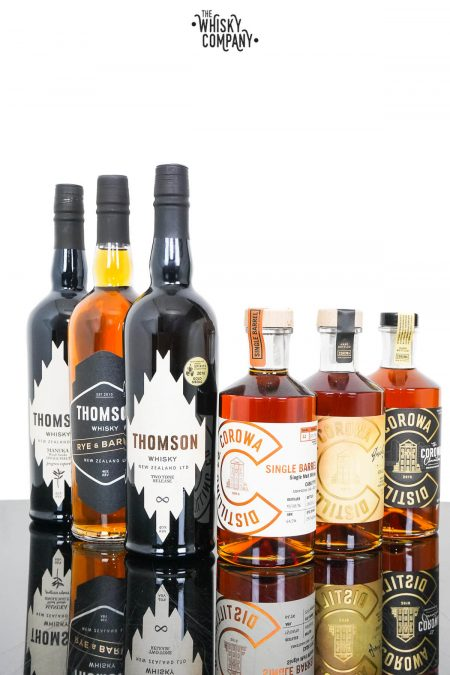 Corowa & Thomson Distilleries ANZAC Whisky Virtual Tasting Event