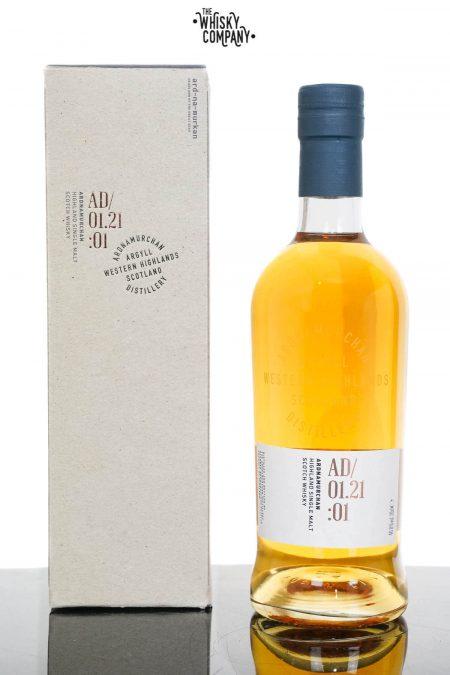 Ardnamurchan AD/01.21:01 Single Malt Scotch Whisky - Second Release (700ml)