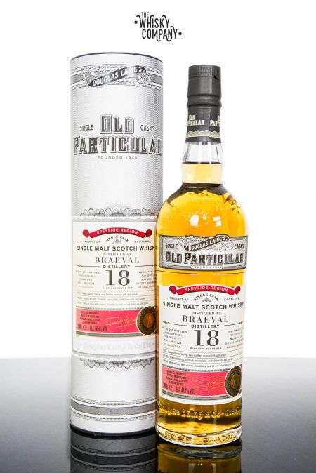 Braeval 2001 Aged 18 Years Old Particular Single Malt Scotch Whisky - Douglas Laing (700ml)