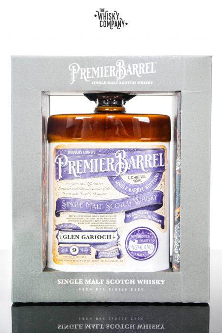 Glen Garioch Aged 9 Years Premier Barrel Single Malt Scotch Whisky - Douglas Laing (700ml)