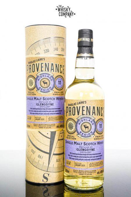 Glengoyne 2008 Aged 11 Years Provenance Single Malt Scotch Whisky - Douglas Laing (700ml)