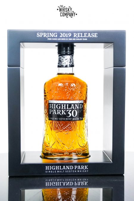 Highland Park 30 Years Old Single Malt Scotch Whisky (700ml)