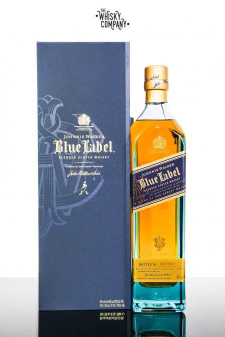 Johnnie Walker Blue Label Tiffany Bottle Blended Scotch Whisky (700ml)