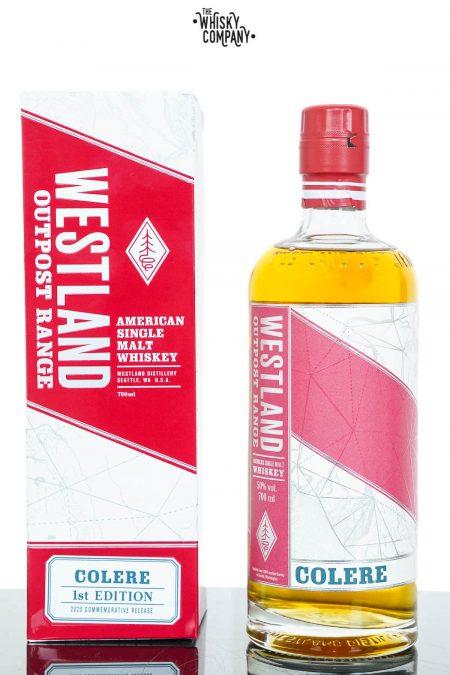 Westland Colere 2020 1st Edition Single Malt Whiskey (700ml)