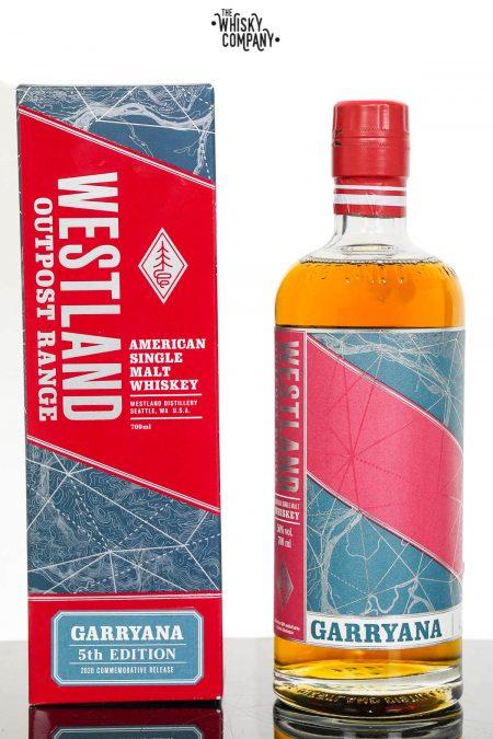Westland Garryana 2020 5th Edition American Single Malt Whiskey (700ml)